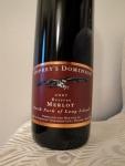 Osprey's Dominion Merlot