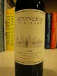 2004 Stonefly Cabernet Sauvignon