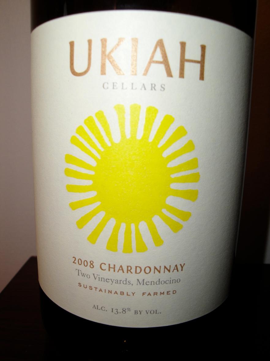 Ukiah Cellars Chardonnay