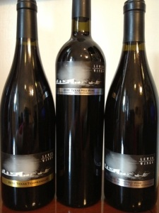 The Wines of Lewis Winery