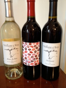 The Wines of William Chris