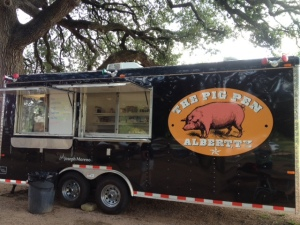 The Pig Pen Food Truck