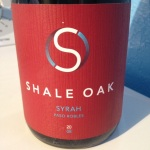 Syrah from Shale Oak