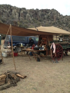 Chuck Wagon Cooking