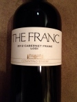 "Cosentino ""The Franc"" Cabernet Franc"